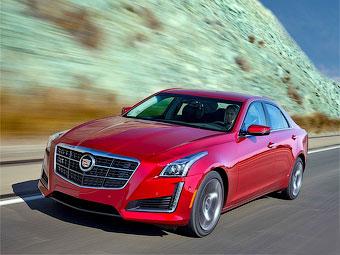 На российском рынке появился новый Cadillac CTS