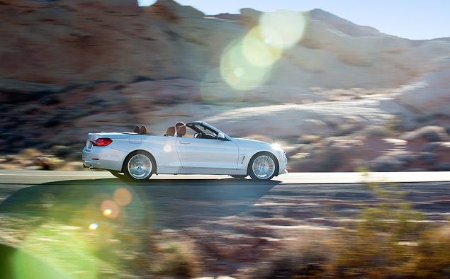 Тест-драйв кабриолета BMW 4-Series, сохранившего жесткую складную крышу вопреки моде. Фото 3