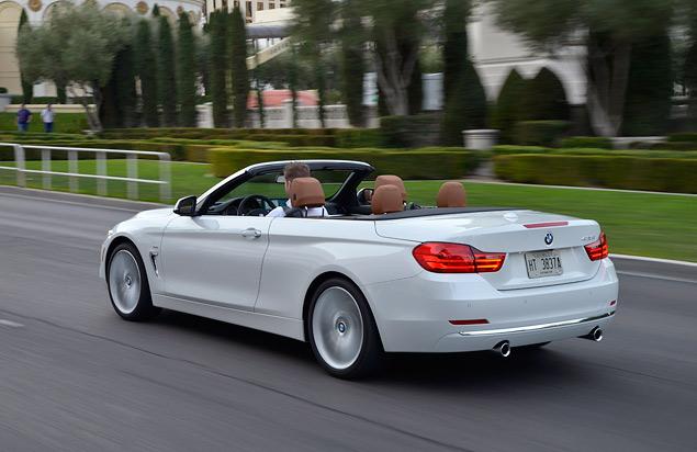 Тест-драйв кабриолета BMW 4-Series, сохранившего жесткую складную крышу вопреки моде. Фото 5