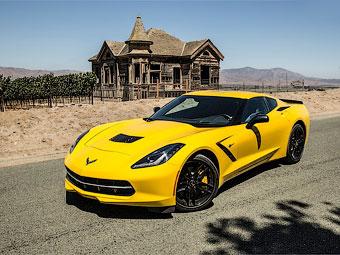 Chevrolet Corvette оснастят 8-ступенчатым «автоматом»