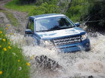 Tata сделает собственный Land Rover Freelander
