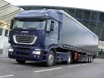 В Москве введут новый штраф для водителей грузовиков