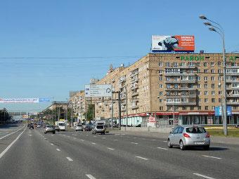 Для въезда и выезда из Москвы введут разный скоростной режим