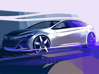 Honda подготовит к Пекину два концепта