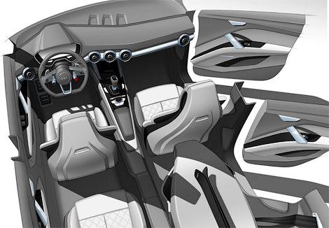 В Пекине дебютирует пятидверный концептуальный вседорожник Audi. Фото 1