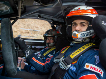 Пилот Hyundai Сордо заменит Ханнинена на Ралли Аргентины