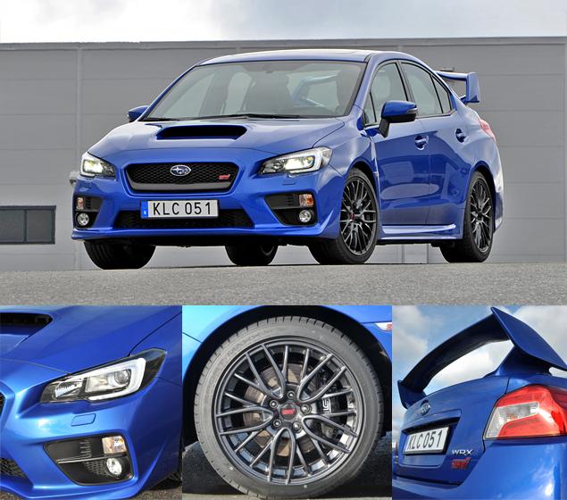 Знакомимся с новой Subaru WRX STI, сделавшей шаг назад и два вперед