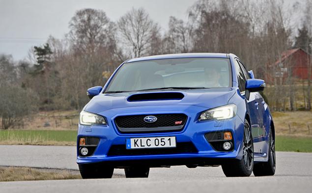 Знакомимся с новой Subaru WRX STI, сделавшей шаг назад и два вперед. Фото 1