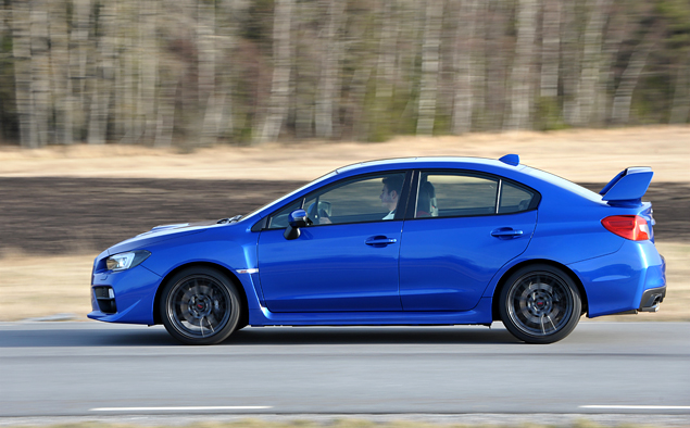 Знакомимся с новой Subaru WRX STI, сделавшей шаг назад и два вперед. Фото 5