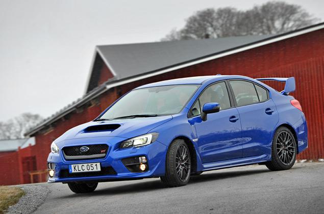 Знакомимся с новой Subaru WRX STI, сделавшей шаг назад и два вперед. Фото 7