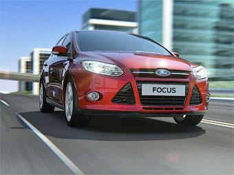 Ford Focus удержал звание самой продаваемой модели в мире