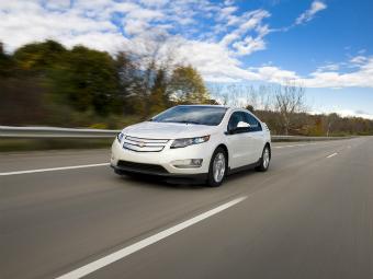 У гибрида Chevrolet Volt появится бюджетная версия