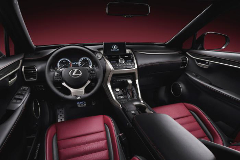 Вседорожник Lexus NX получил гибридную установку и турбомотор. Фото 3