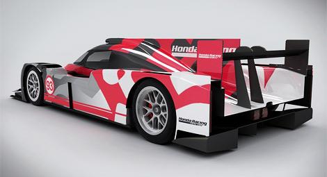 Спортпрототип будет готов к сезону 2015 года