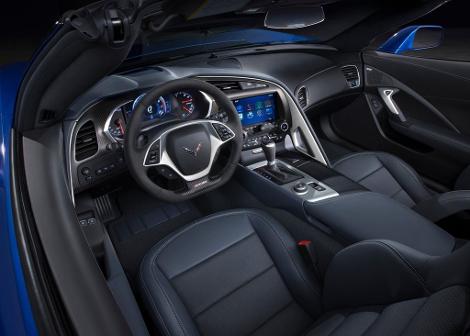 В Нью-Йорке дебютирует самый мощный открытый Chevrolet в истории. Фото 3