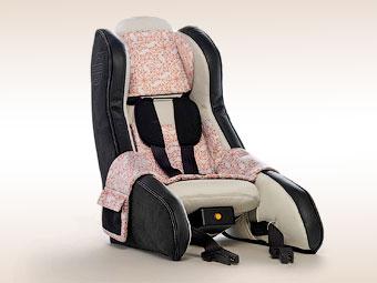 Компания Volvo разработала надувное детское кресло
