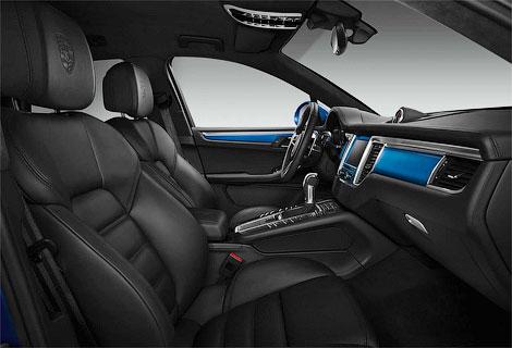У кроссовера Macan S появилась специальная модификация Exclusive. Фото 1