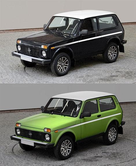 На сайте Волжского автозавода появился опрос с доработками для Lada. Фото 2