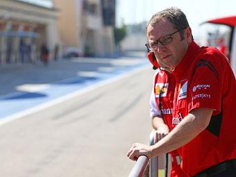 Глава команды Формулы-1 Ferrari подал в отставку