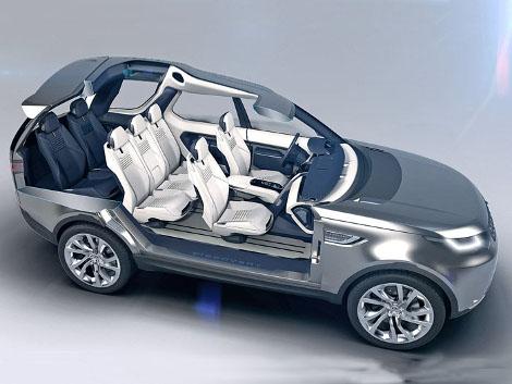 Концепт-кар Vision получил функцию дистанционного управления. Фото 4