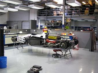 Болид новой команды Формулы-1 построит фирма Dallara