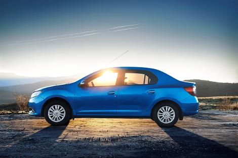 Renault Logan второго поколения будет предлагаться с двумя моторами