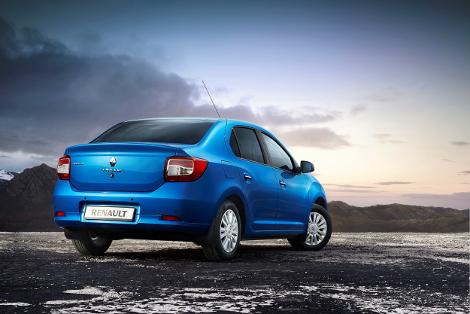 Renault Logan второго поколения будет предлагаться с двумя моторами. Фото 1