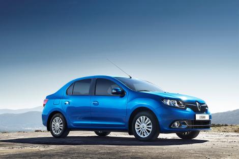 Renault Logan второго поколения будет предлагаться с двумя моторами. Фото 2