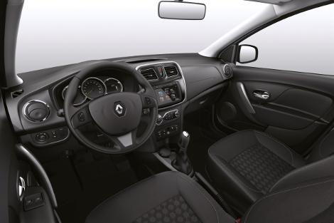 Renault Logan второго поколения будет предлагаться с двумя моторами. Фото 3