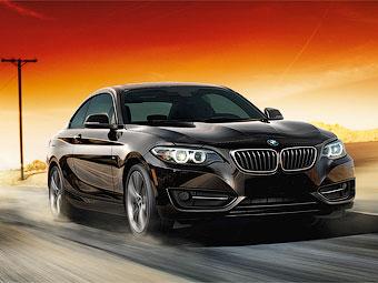«Двойка» BMW обзавелась «трековым» спорт-пакетом