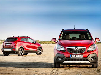Opel сосредоточится на разработке новых кроссоверов