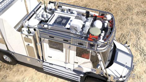 Изобретатель построил автономный автомобиль с запасом хода 3,2 тысячи километров. Фото 2