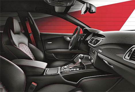 Спецверсия модели RS7 обойдется на 31 тысячу долларов дороже купе R8