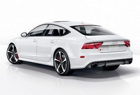Спецверсия модели RS7 обойдется на 31 тысячу долларов дороже купе R8. Фото 1