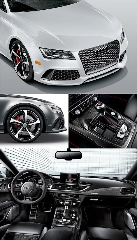 Спецверсия модели RS7 обойдется на 31 тысячу долларов дороже купе R8. Фото 2
