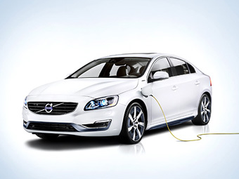 Volvo сделает для Китая гибридный седан S60