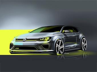 Volkswagen сделает экстремальный Golf 400-сильным