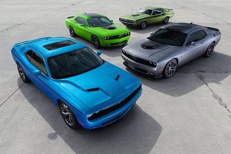 Купе Challenger обновилось и дебютировало в Нью-Йорке. Фото 6