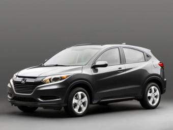 Honda подтвердила возвращение кроссовера HR-V
