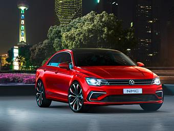 Volkswagen подготовил компактный «купеобразный» седан