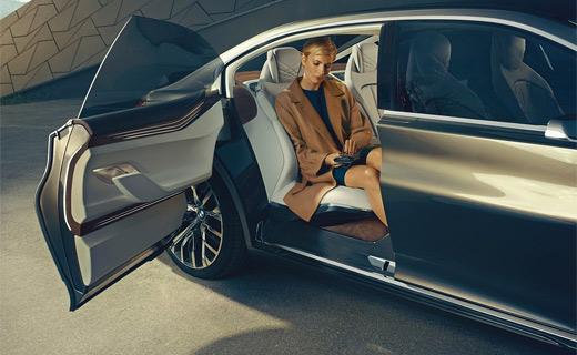 BMW показала свою «будущую роскошь»