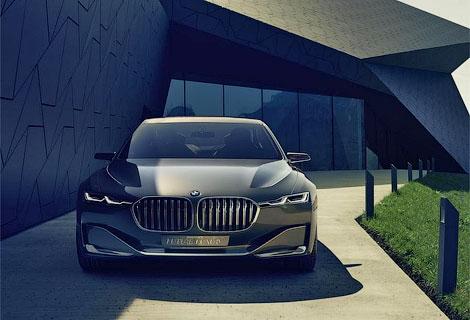 Новинку BMW оснастили открывающимися против хода движения дверьми. Фото 4