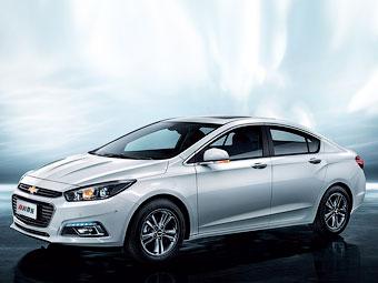 Компания Chevrolet представила Cruze нового поколения