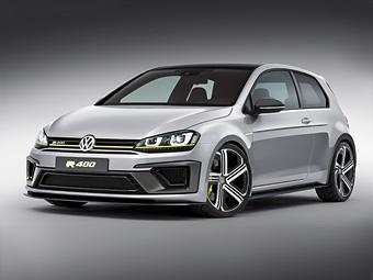 Volkswagen сделал самый экстремальный Golf быстрее Porsche 911