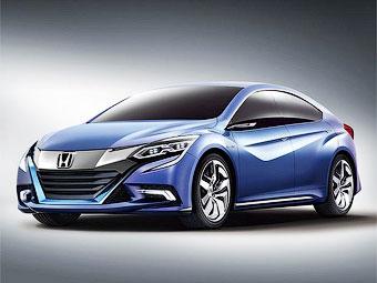 """""""Хонда"""" намекнула концептами на две новые модели"""