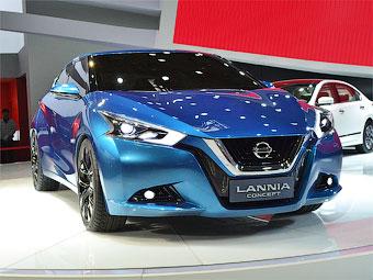Nissan разработал автомобиль для 30-летних китайцев