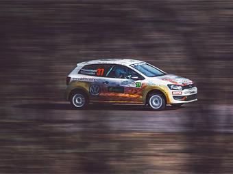 Первый сезон Volkswagen Polo Cup открылся гонкой в Москве