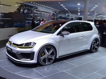 Volkswagen запустит 400-сильный Golf в серию