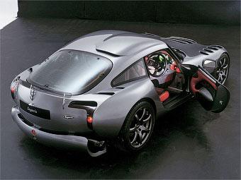 Производитель спорткаров TVR начал готовиться к возрождению