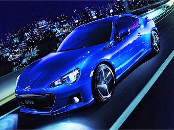 Компания Subaru модернизировала купе BRZ
